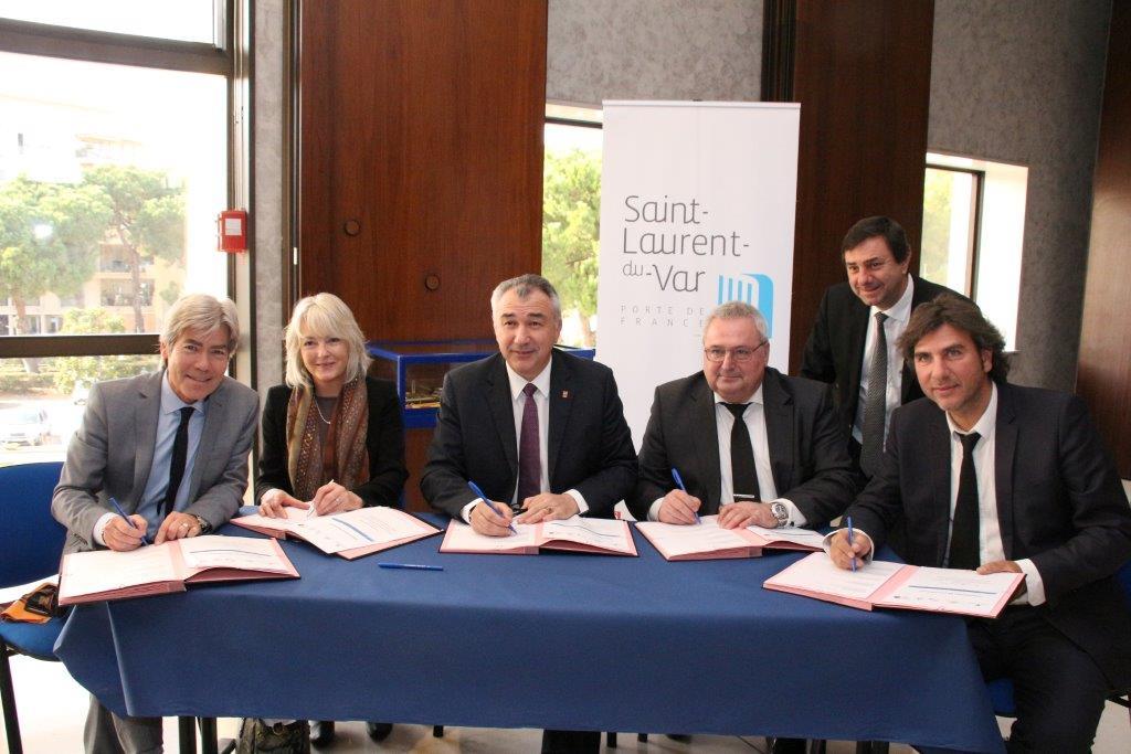 Saint Laurent Du Var Une Ville Dynamique Sur Le Plan De L Economie Et De L Emploi Saintlaurentduvar Fr