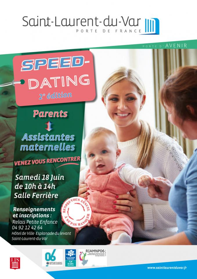Speed dating places