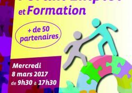 Forum Emploi et Formation : 8 mars
