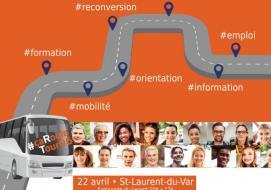 LE BUS DE L'ORIENTATION : « ÇA ROULE TOUR 06 »