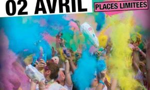 Run'Bow Colors : le 2 avril à Saint-Laurent !