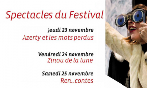spectacles en festival