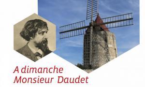 A dimanche monsieur Daudet