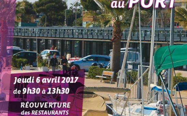 Recrutement au Port : le 6 avril