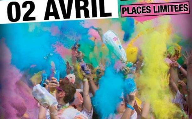 Run'Bow Colors : le 2 avril à Saint-Laurent !