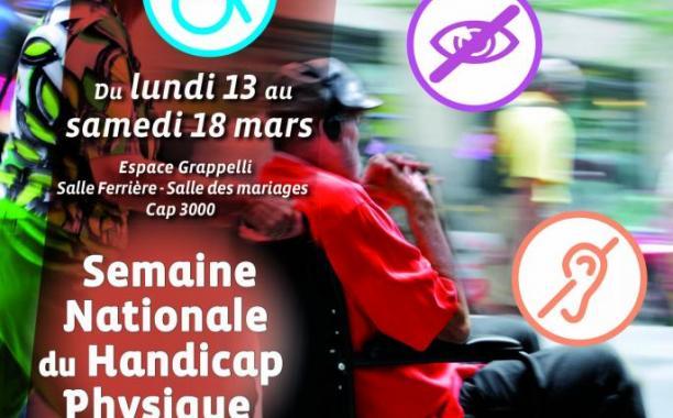 Saint-Laurent-du-Var s'enagage pour le handicap !