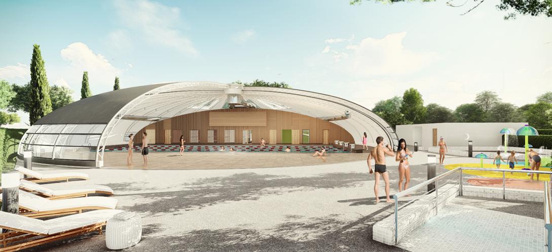 charmant Cu0027est un beau projet, qui redonnera aux Laurentins une piscine digne de  leur ville » assure Joseph Segura, maire de Saint-Laurent-du-Var,  concernant la ...